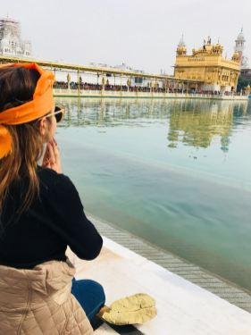 Tinaa Datta in Amritsar (17)