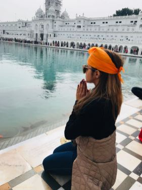 Tinaa Datta in Amritsar (18)