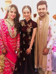 Wedding Bells for dipika and shoaib