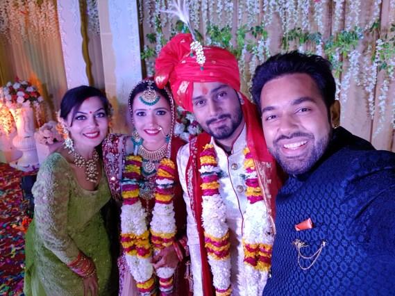 Zara Barring, Vineet Kumar Chaudhary & Saurabh Pandey