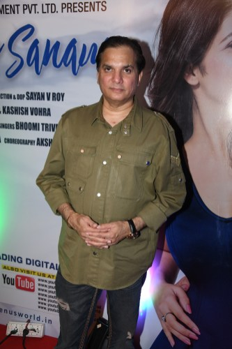 11. Lalit Pandit during BIN TERE SANAM single launch by VENUS DSC_2518