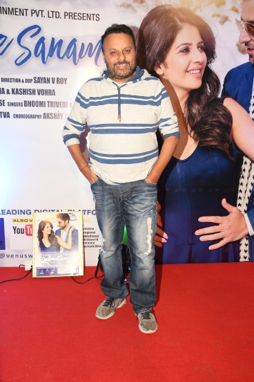 14. Anil Sharma during BIN TERE SANAM single launch by VENUS DSC_2503