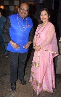 21. Ram Shankar with Madhushree during BIN TERE SANAM single launch by VENUS DSC_2527