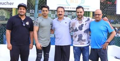5. Zeeshan Siddique with Gautam Gulati, Baba Siddique during BOC (BOWL OUT XERIES 2018 ) ABG_2042