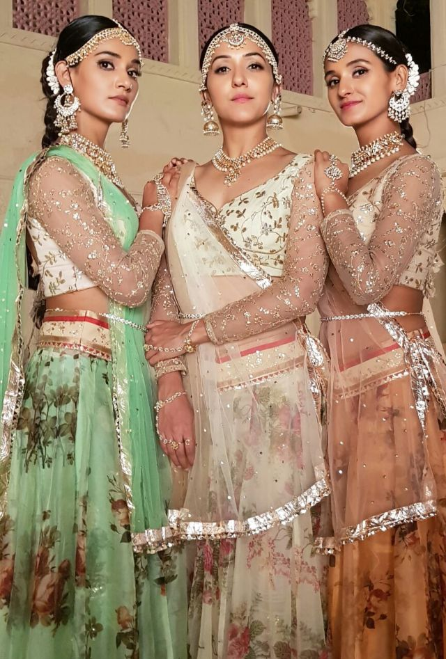 The Mohan Sisters