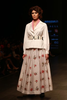 Abraham & Thakore Amazon Fashion week 2018 day 1 (12)