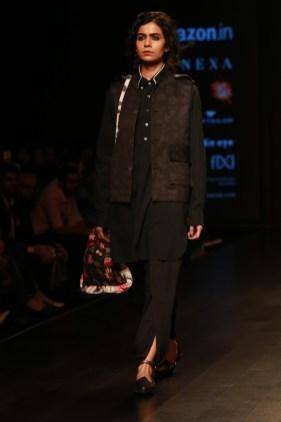 Abraham & Thakore Amazon Fashion week 2018 day 1 (3)