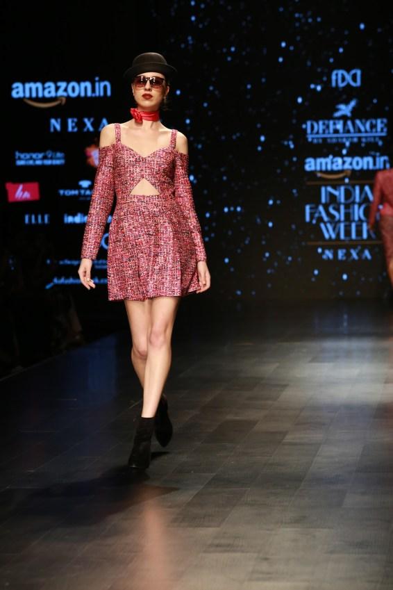 Adarsh Gill Amazon India Fashion Week 2018 (11)
