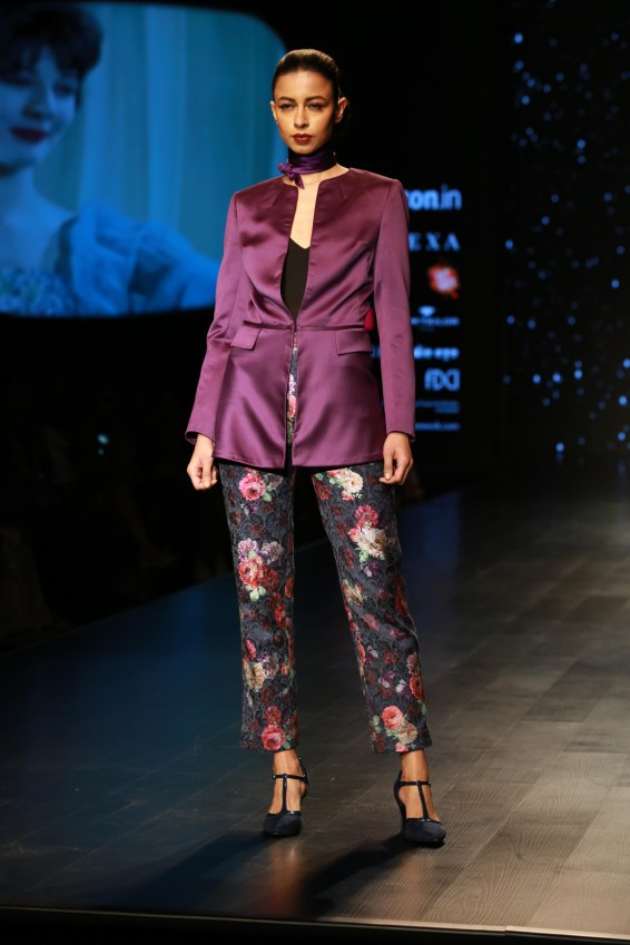 Adarsh Gill Amazon India Fashion Week 2018 (12)