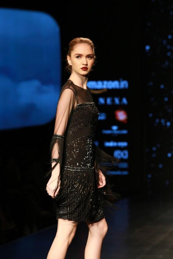 Adarsh Gill Amazon India Fashion Week 2018 (21)