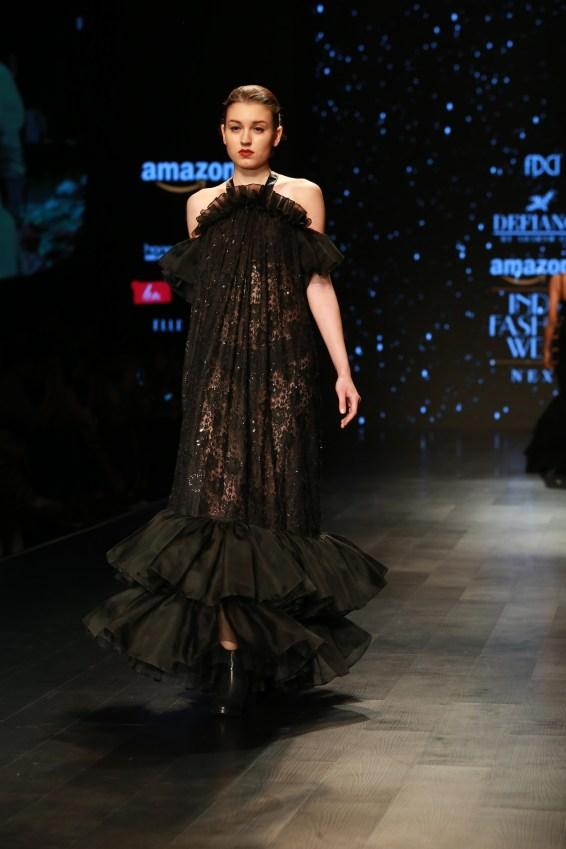 Adarsh Gill Amazon India Fashion Week 2018 (23)