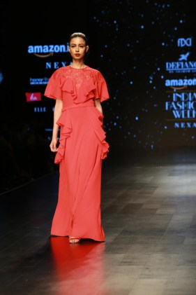Adarsh Gill Amazon India Fashion Week 2018 (25)
