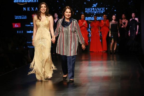 Adarsh Gill Amazon India Fashion Week 2018 (30)