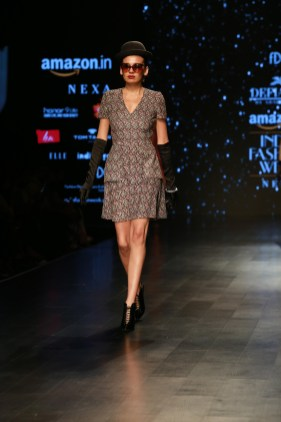 Adarsh Gill Amazon India Fashion Week 2018 (8)