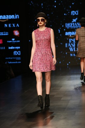 Adarsh Gill Amazon India Fashion Week 2018 (9)