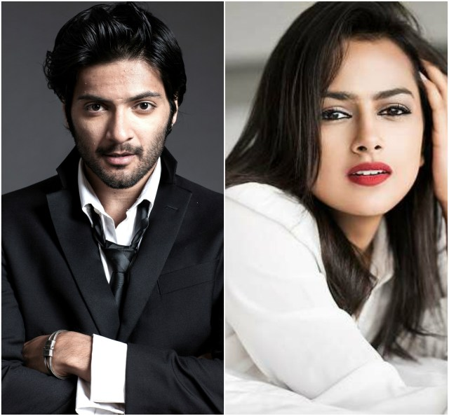 Ali Fazal To Romance South Star Shraddha Srinath In Milan Talkies