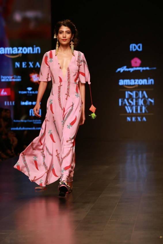 Anupama Dayal Amazon Fashion Week 2018 (21)