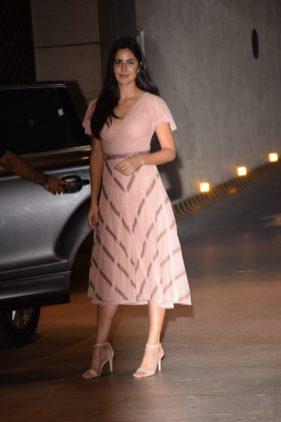 Katrina Kaif at Akash Ambani And Shloka Mehta Engagement party