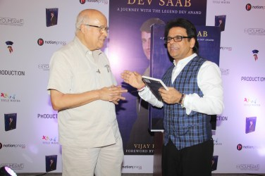 Dev Saab - A Journey With The Legend Dev Anand Book Launch (11)