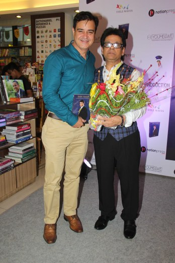 Dev Saab - A Journey With The Legend Dev Anand Book Launch (4)