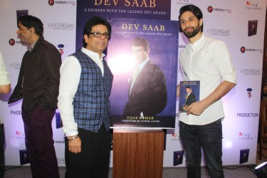 Dev Saab - A Journey With The Legend Dev Anand Book Launch (8)
