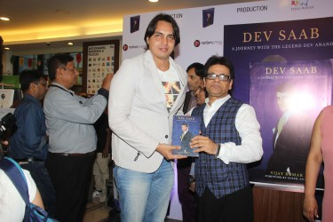 Dev Saab - A Journey With The Legend Dev Anand Book Launch (9)
