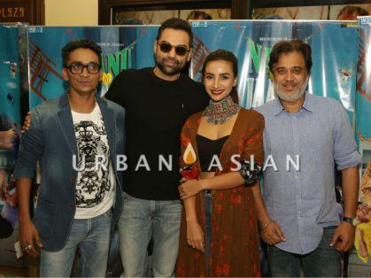 The cast of Nanu Ki Jaanu 1
