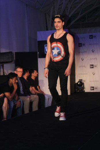 Virat Kohli's headgear collection launch (6)
