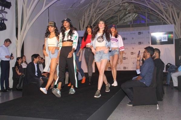 Virat Kohli's headgear collection launch