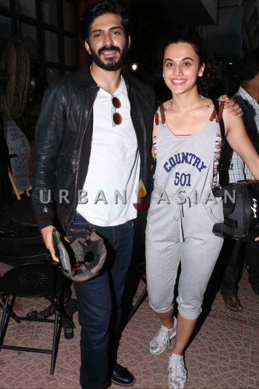 Harsh and Taapsee