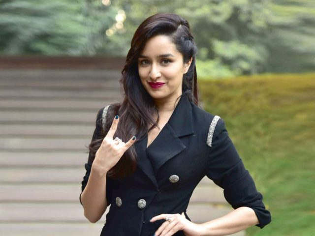 shraddha kapoor has been roped in as the new face for baggit urban
