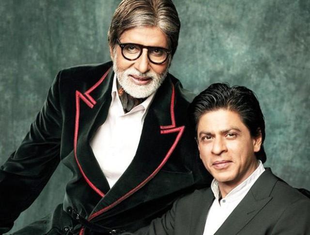 Amitabh Bachchan - Shah Rukh Khan