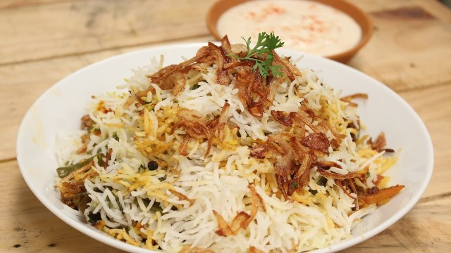 Eid Special Food Biryani