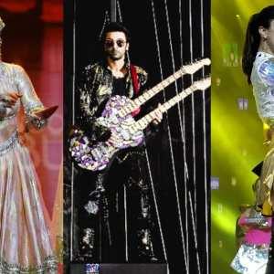 IIFA 2018 performances - Rekha, Ranbir Kapoor, Shraddha Kapoor