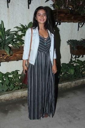 Meera Deosthale at Incredibles 2 screening