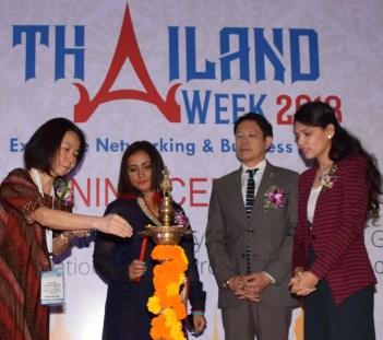 Mr. Ajit Singh, President Bombay Industries Association, Consul General, Royal Thai Consulate, Mumbai - Mr. Ekapol Poolipat & Executive Director & Consul ( Coomercial ) Royal Thai Consulate, Mumbai - Ms. Suvimol T (1)
