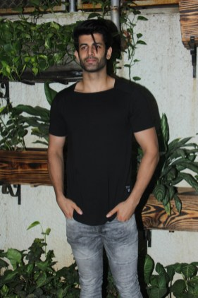 Namik Paul at Incredibles 2 screening