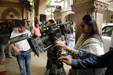 Prasthaanam Day 1 shoot (2)