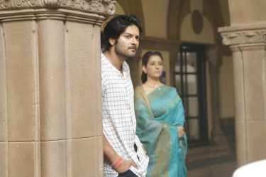 Prasthaanam Day 1 shoot (3)