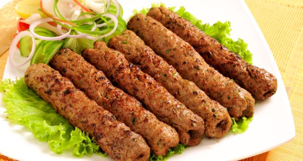 Eid Special Food - Seekh Kebab