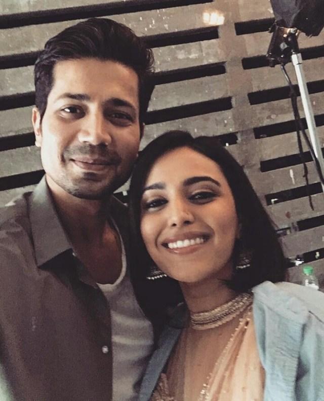 Sumeet Vyas and Swara Bhaskar