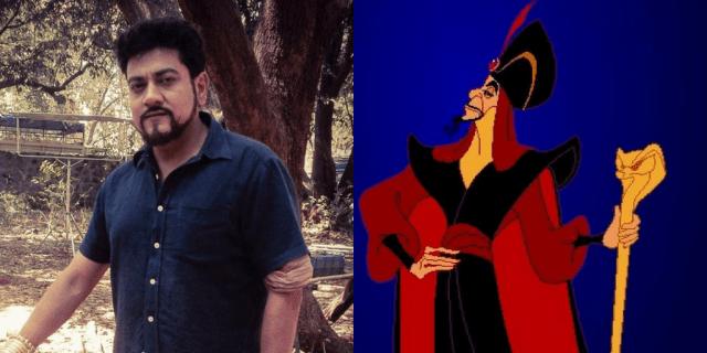Vikrant Chaturvedi as Jafar