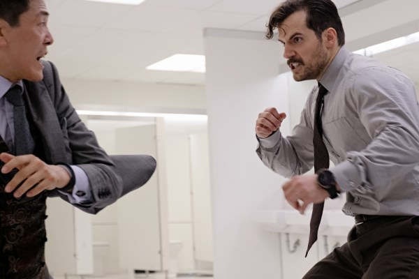 Henry Cavill As The Hammer In Mission Impossible – Fallout