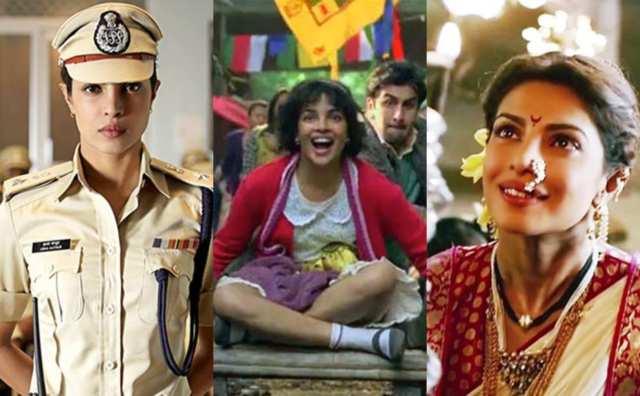 Priyanka Chopra Movie Roles