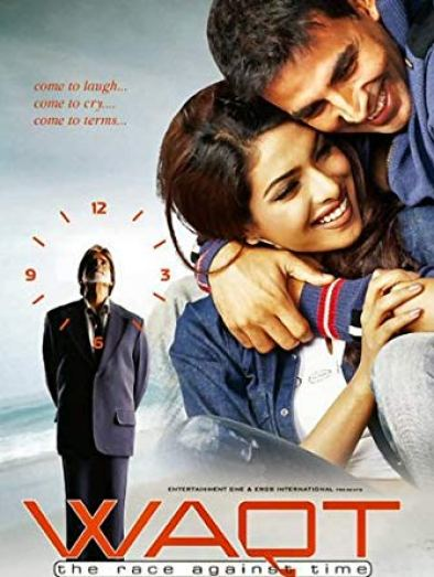 Waqt - The Race Against Time poster