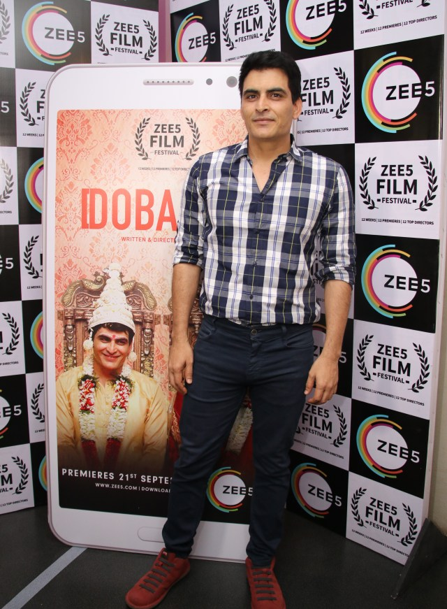 Manav Kaul at the special screening of Dobaara_ZEE5 Film Festival
