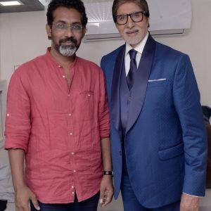 Amitabh Bachchan & Nagraj Manjule