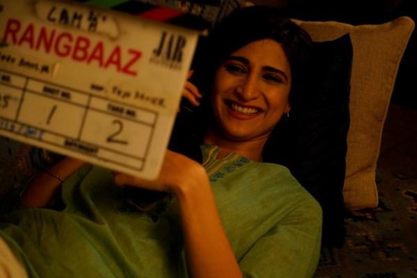 Aahana Kumra joins ZEE5's next Original, Rangbaaz