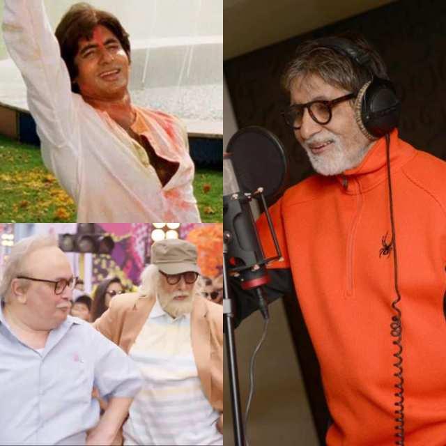 Amitabh Bachchan songs