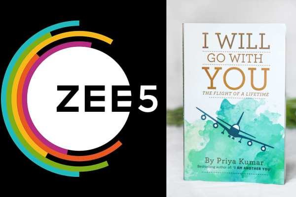 Priya Kumar's Novel, I Will Go With You, To Be Adapted By ZEE5 As A Web Series